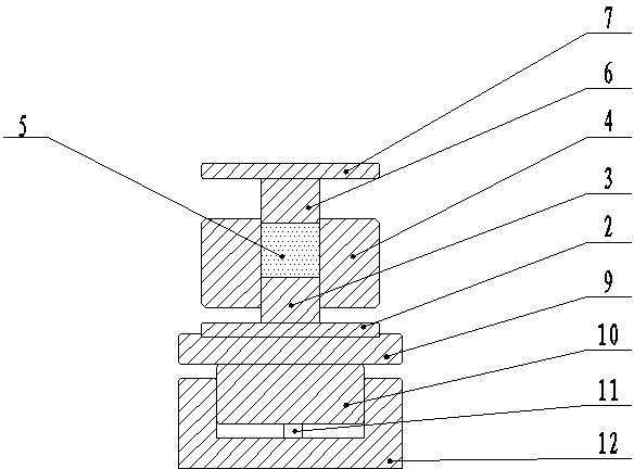 模压成型工艺图